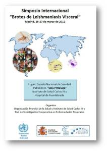 Estado actual de la  Leishmaniasis visceral en el mundo y en España