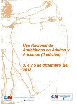 Uso racional de antibióticos en ADULTOS  b1 2013
